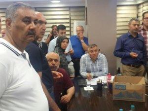 AK Parti Konya İl Başkanlığında gelişmeler takip ediliyor