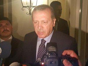 Cumhurbaşkanı Erdoğan milleti meydanlara davet etti