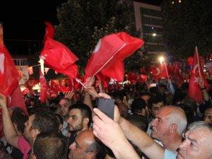 Elazığ'daki yetkililerden darbe açıklaması