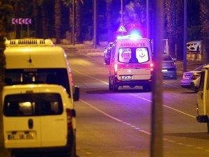 Cumhurbaşkanı Erdoğan'ın kaldığı otele ateş açıldı