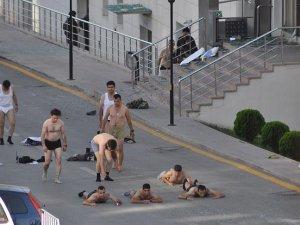 Jandarma Komutanlığı'nda 200 asker gözaltına alındı