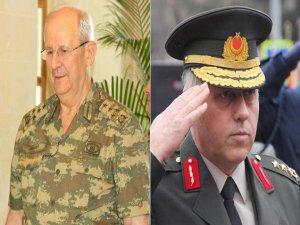 Orgeneral Huduti ve Tümgeneral Angun gözaltında