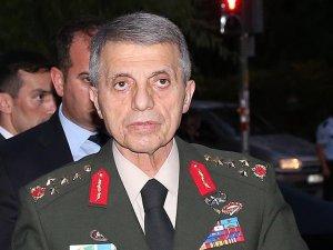 Jandarma Genel Komutanı Orgeneral Mendi kurtarıldı