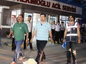 Konya'da gözaltına alınan hakim ve savcılar sağlık kontrolünden geçirildi