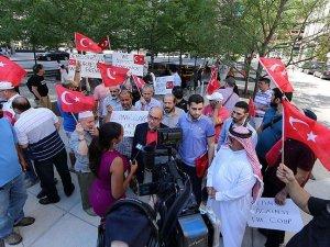 Chicago'da akademisyenlerden darbe girişimine tepki