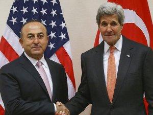 Çavuşoğlu, Kerry ile FETÖ elebaşı Gülen'in iadesini görüştü