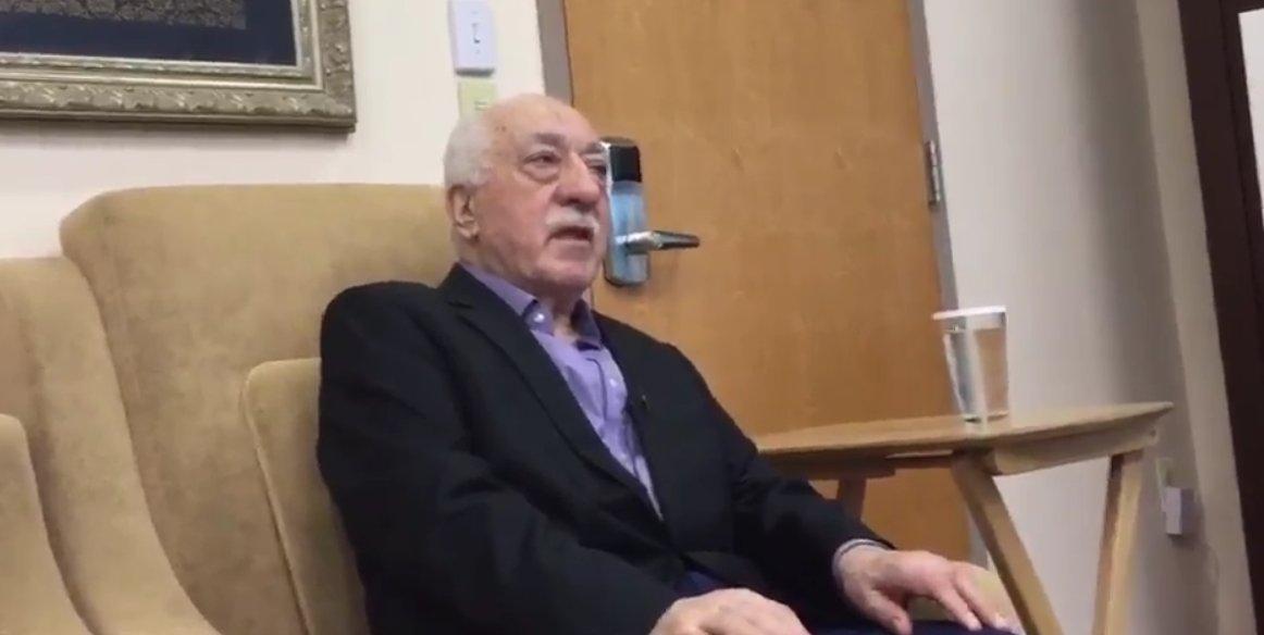 Fethullah Gülen İngilizlere konuştu
