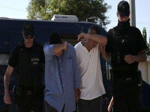 Yunanistan'a kaçan darbeciler savcı karşısında
