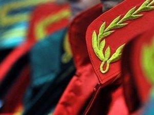 Ereğli'de 4 hakim, 1 savcı gözaltına alındı