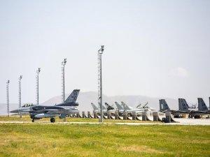 Konya 3. Ana Jet Üs Komutanlığına operasyon