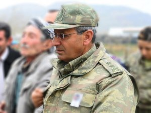 Şırnak'ta Tümgeneral Baysar gözaltına alındı