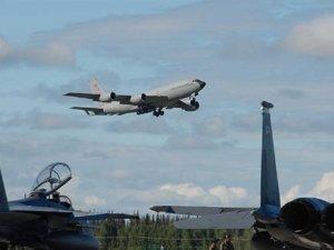 Konya'da karşıt askerler o uçağı piste indirmedi