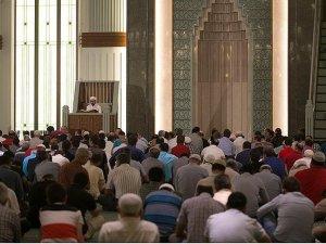 Demokrasi şehitleri için Millet Camisi'nde mevlit okutuldu