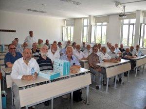 Konya Yüksek İslam Enstitüsü İlahiyat Fakültesi mezunları bir araya geldi