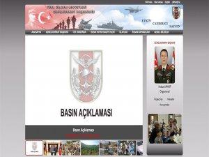 'Korsan darbe açıklaması' Genelkurmay'ın sitesinden kaldırıldı