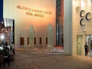 MHP'den idam cezası açıklaması