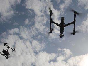 İstanbul'da su havzaları drone ile denetleniyor