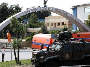 Harp Akademileri Komutanlığında 15 subay tutuklandı