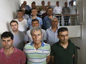 Öztürk ve darbeci generaller tutuklama talebiyle mahkemede