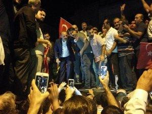 Ankaralılar 15 dakikada organize oldu