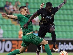 Osmanlıspor-Zimbru maçının hakemi değişti
