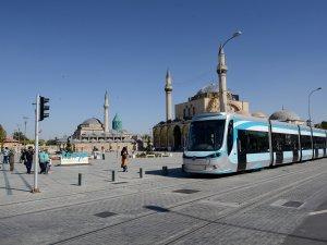 Konya'da ücretsiz ulaşımın süresi uzatıldı
