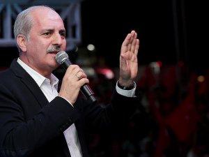 'Türk milleti darbe teşebbüsünü asla TSK'ya mal etmiyor'