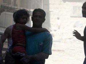 'Halep'te 400 bin sivil açlıkla karşı karşıya kalacak'