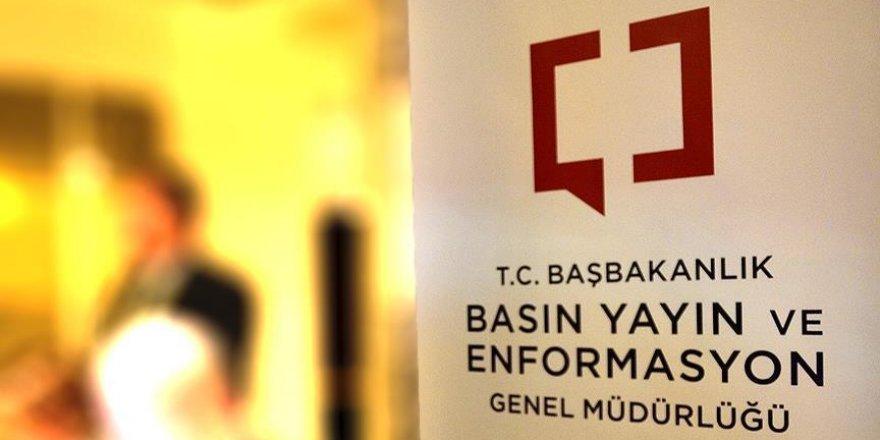 FETÖ'ye yakın gazetecilerin basın kartlarına iptal