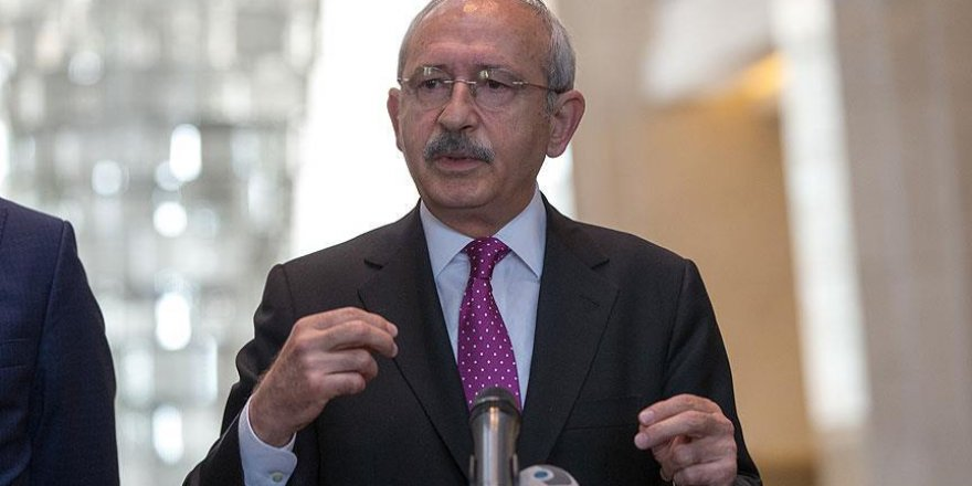 Kılıçdaroğlu KKTC'ye gidiyor
