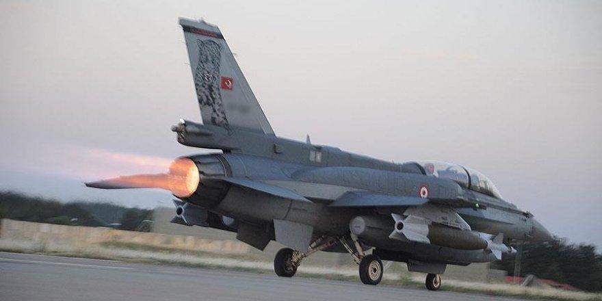 6 uçak Ankara'yı vurmak için Diyarbakır'dan geldi