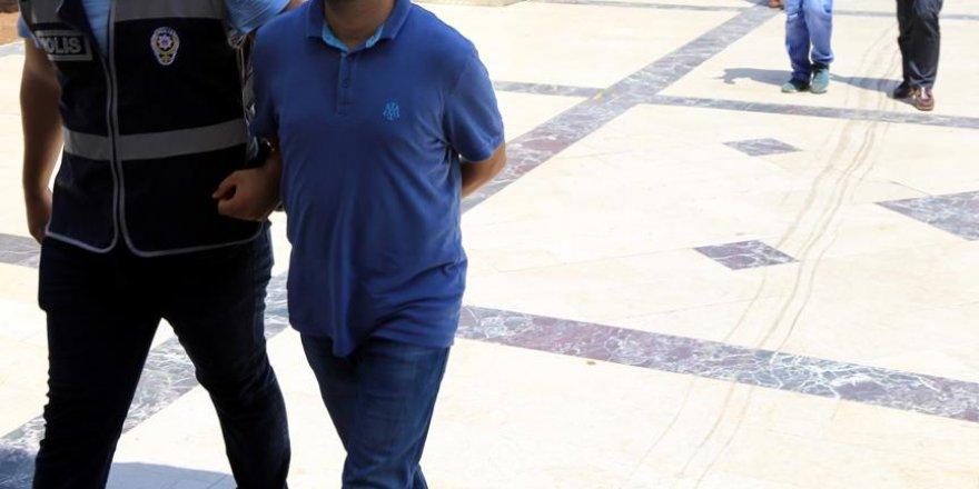 Kilis'te 8 hakim ve savcı gözaltına alındı
