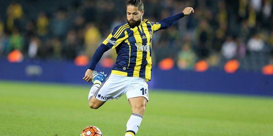 Fenerbahçe Diego ile yolları ayrıldı