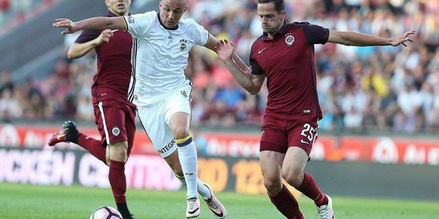 Fenerbahçe'den sessiz prova
