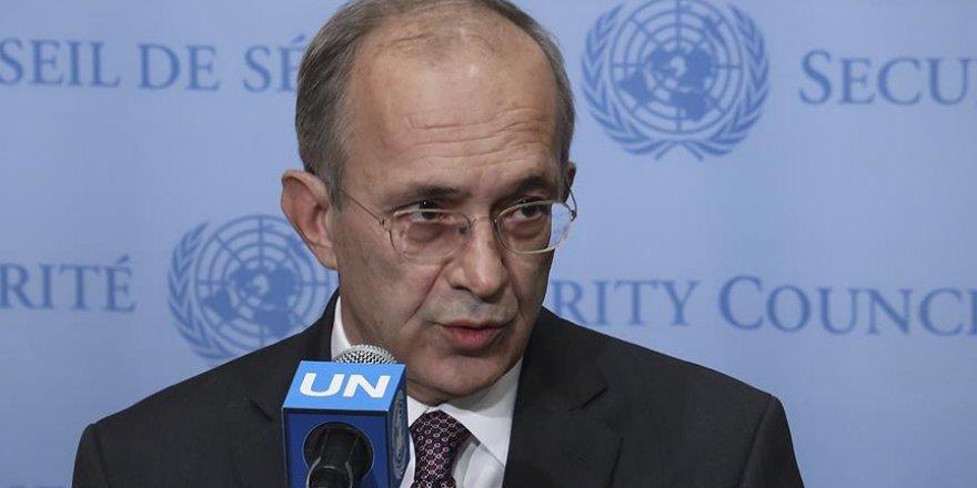 Çevik: Türkiye gerekli önlemleri almaya kararlı