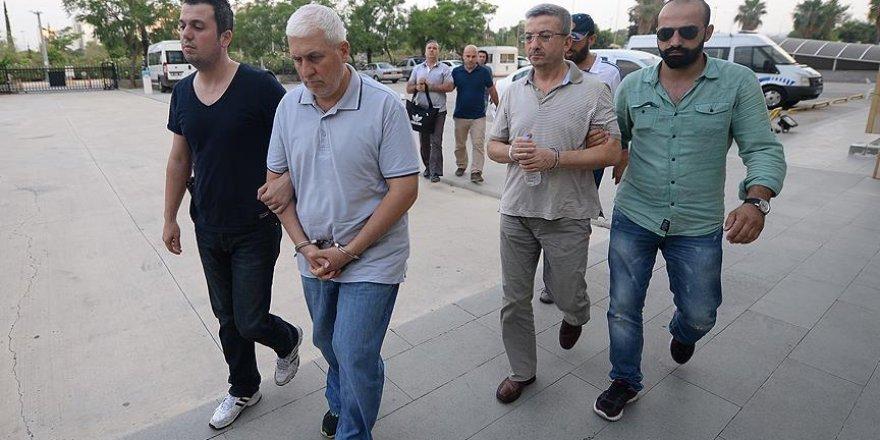 Antalya'da gözaltına alınan 3 darbeci komutan adliyeye sevk edildi