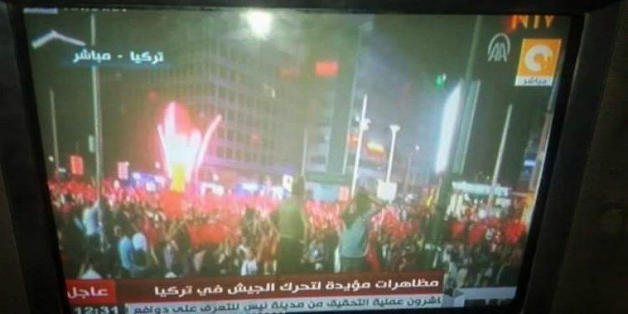 Mısır televizyonlarında skandal yayın