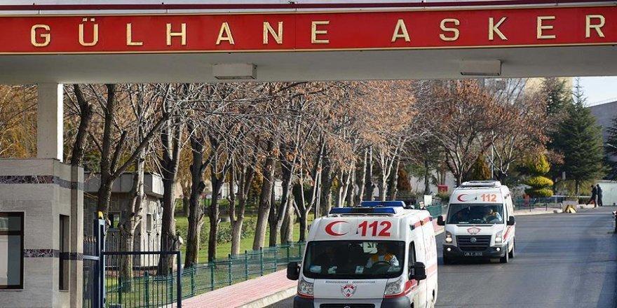GATA'da tedavi gören 2 asker firar etti