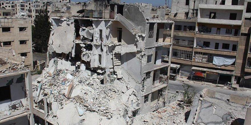 Rus uçakları yerleşim yerini bombaladı: 15 ölü