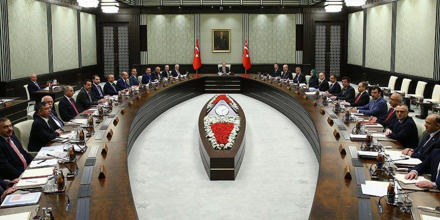 Kritik Milli Güvenlik Kurulu toplantısı başladı