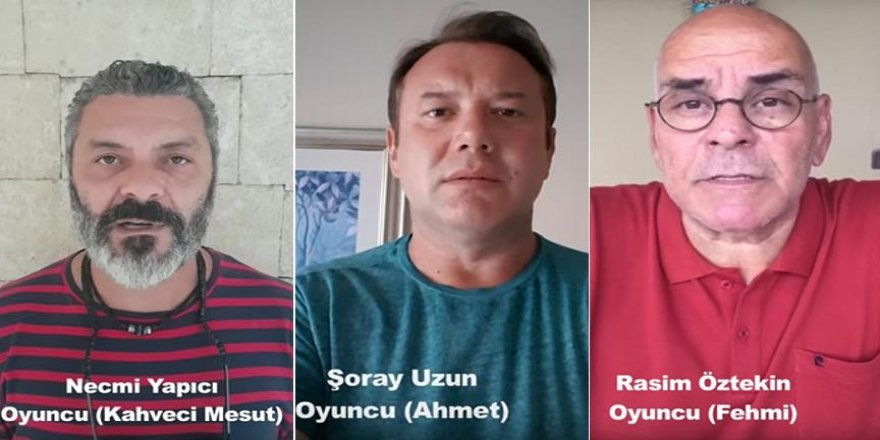 'Seksenler' ekibinden FETÖ'nün darbe girişimine tepki