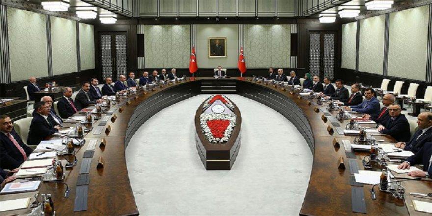 Tarihi MGK toplantısı sona erdi