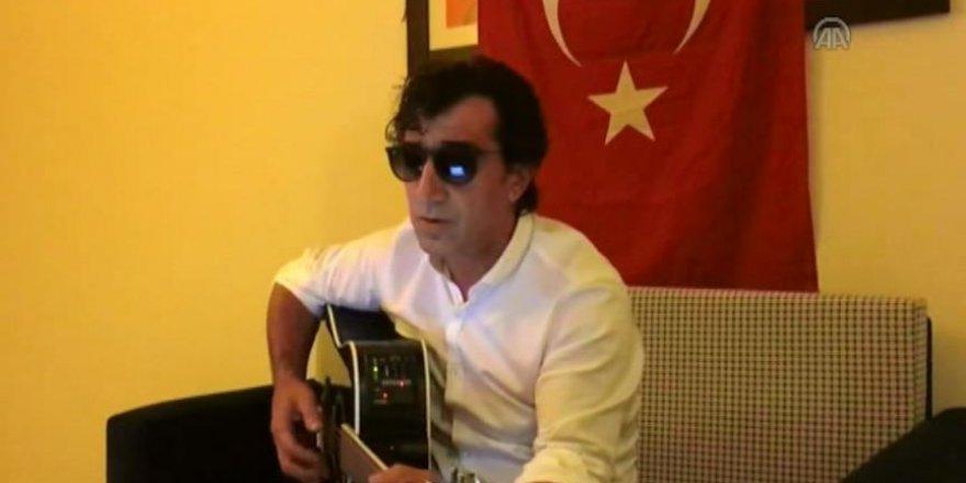 Erhan Güleryüz, Erol Olçak ve oğlu için şarkı yaptı