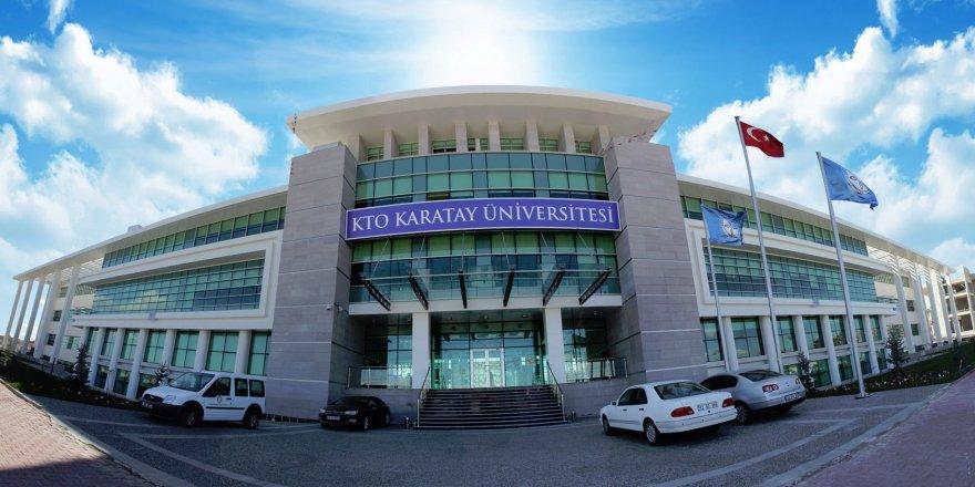 Karatay Üniversitesi'nde istifa!
