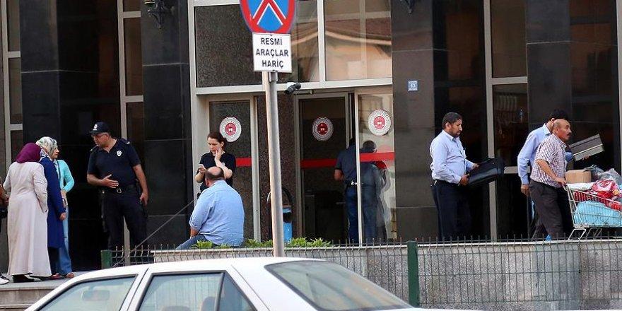 Çorum'da 20 hakim ve savcı tutuklandı