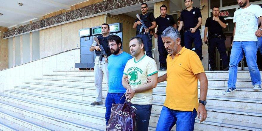 Malatya 7. Ana Jet Üs Komutanlığı'nda gözaltına alınan 2 pilot tutuklandı