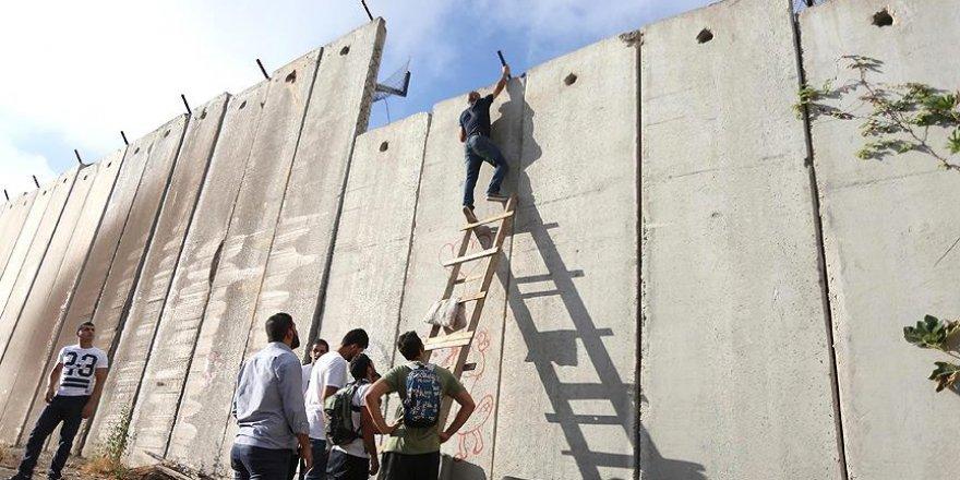 İsrail'den Filistin'e yeni 'ayrım duvarı'