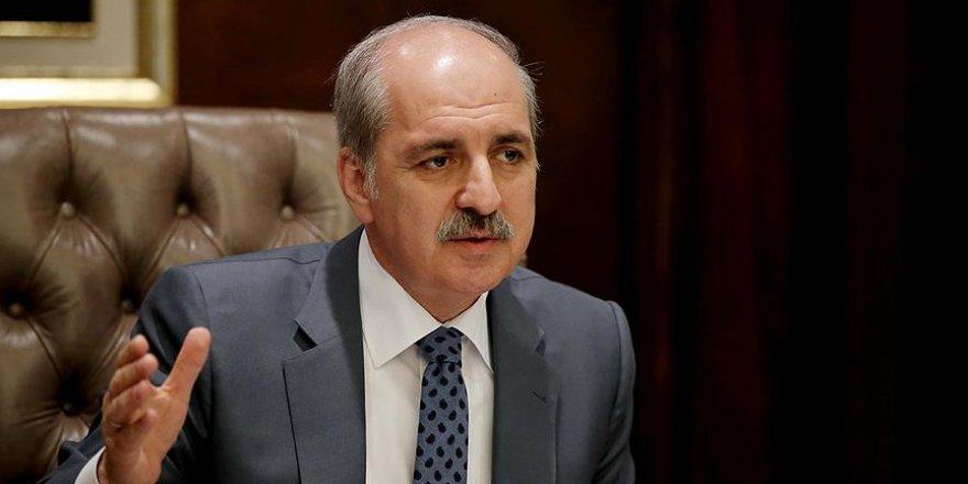 Başbakan Yardımcısı Numan Kurtulmuş'tan, OHAL'le ilgili kritik açıklama