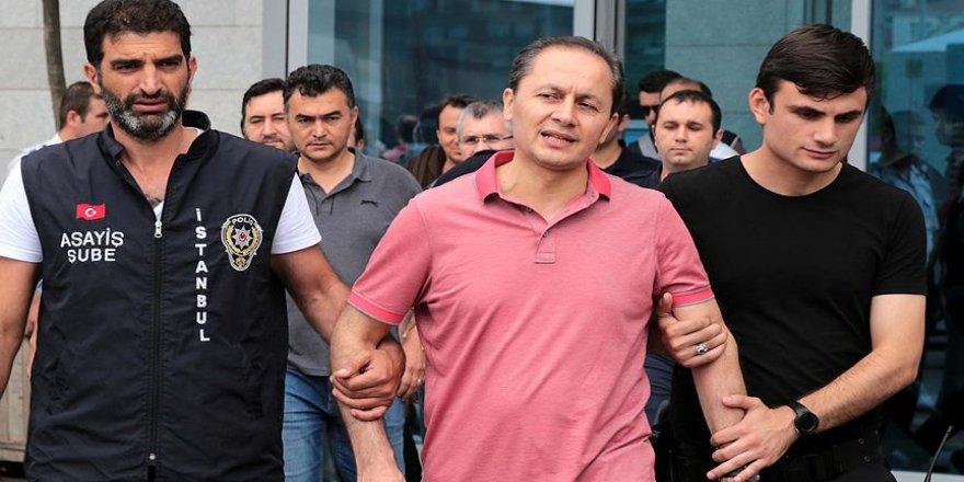 Tutuklu eski HSYK Başkanından 'İbrahim Okur' itirafı