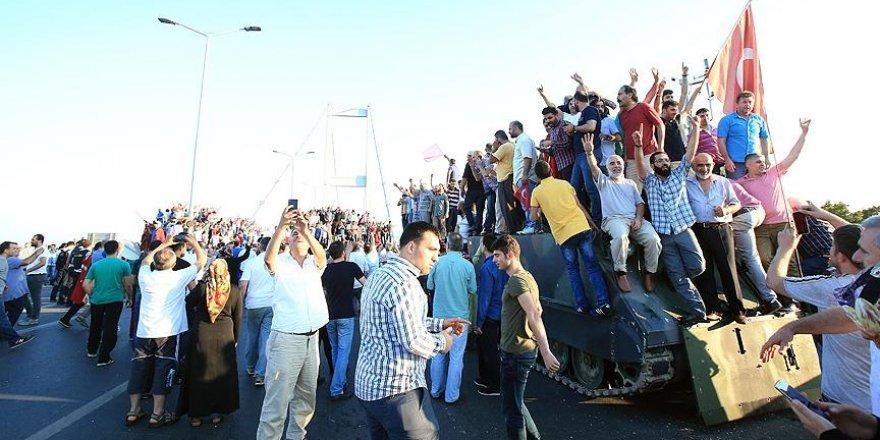 'Erdoğan'ın mesajı büyük bir coşku yarattı'